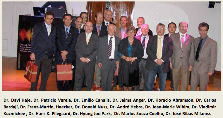 III Workshop and International Meeting on Chest Wall Pathology
